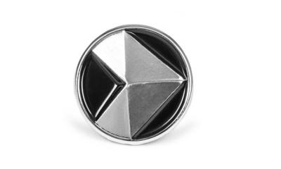Металлический значок Skoda Pin DNA Crystal