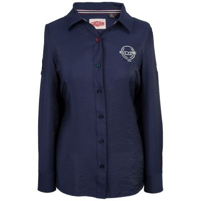 Женская рубашка Jaguar Women's Heritage Shirt, Navy