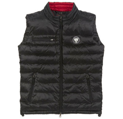 Мужской жилет Jaguar Mens Gilet, Black