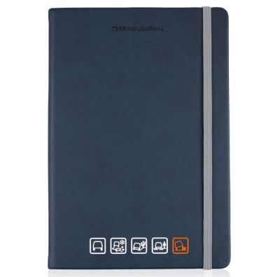 Блокнот Land Rover Note Book A5, Navy