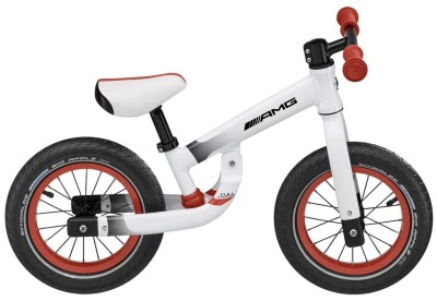 Детский беговел Mercedes AMG Balance Bike, White