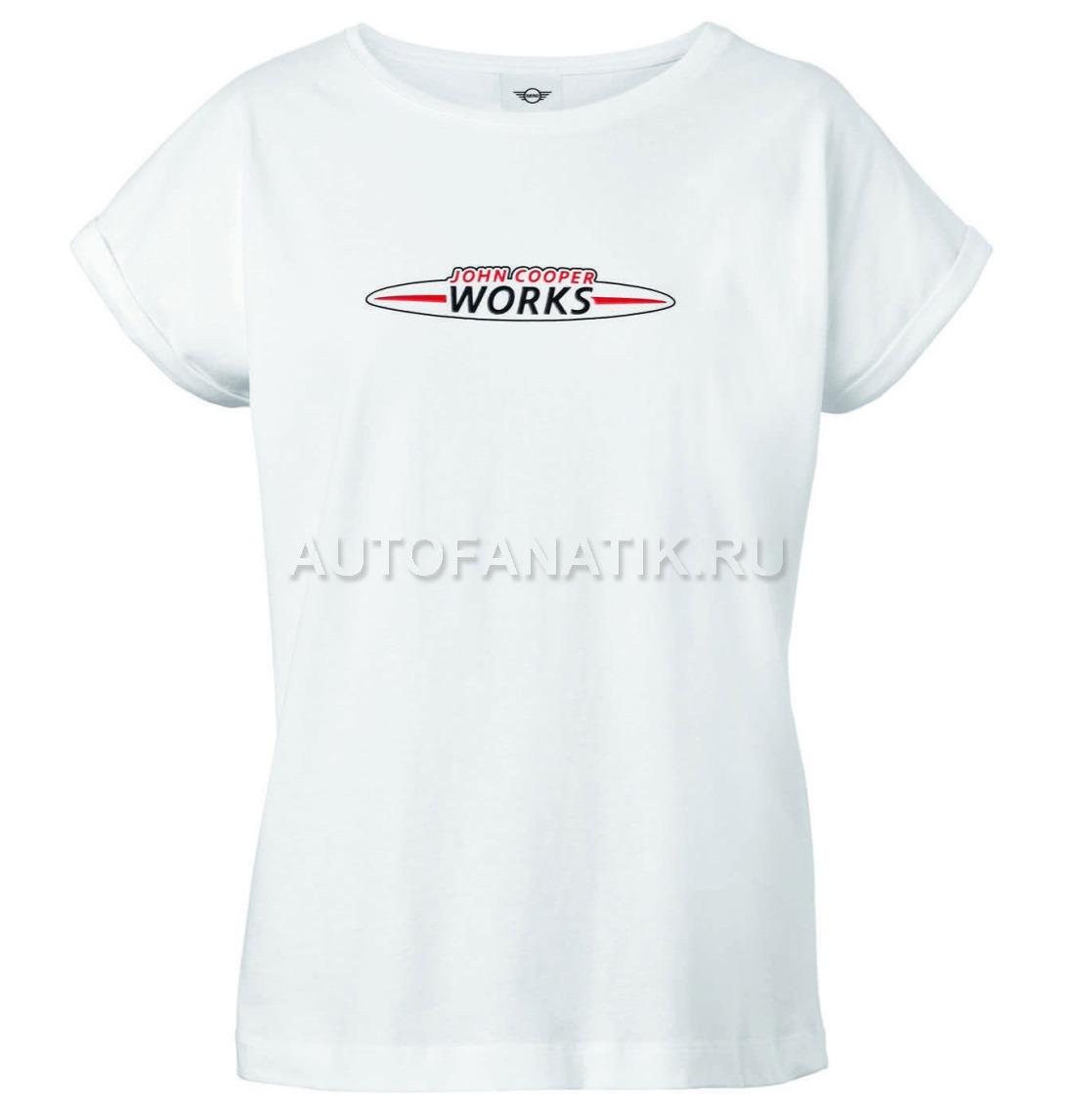 женская футболка Mini 80142454484 1883 руб