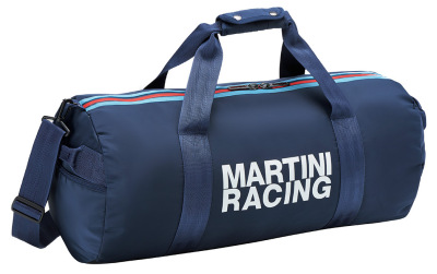 Спортивная сумка Porsche Duffel Bag, Martini Racing Collection, Blue