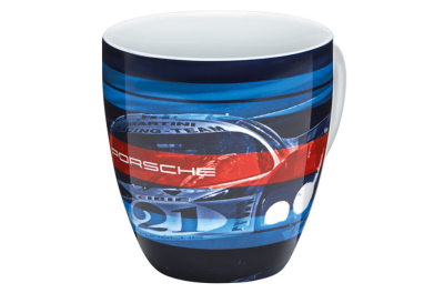 Коллекционная кружка Porsche Collector's Cup No. 20, Martini Racing Collection