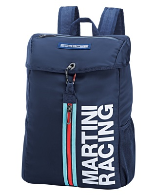 Рюкзак Porsche Backpack, Martini Racing Collection, Blue