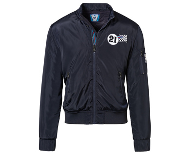 Куртка унисекс Porsche Reversible Jacket, Unisex, Martini Racing, Dark Blue