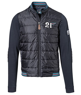Мужская куртка Porsche Martini Racing Collection, Sweat Mix Jacket, Men, Dark Blue