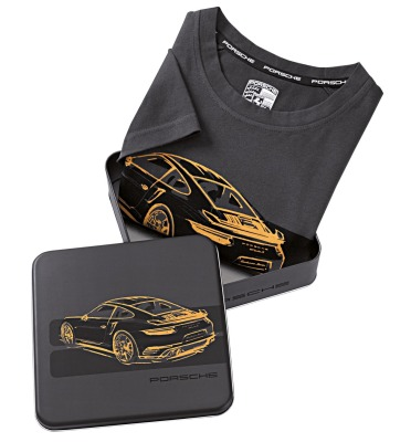 Футболка унисекс Porsche Collector's T-Shirt Edition No. 9 Unisex - 911 Collection