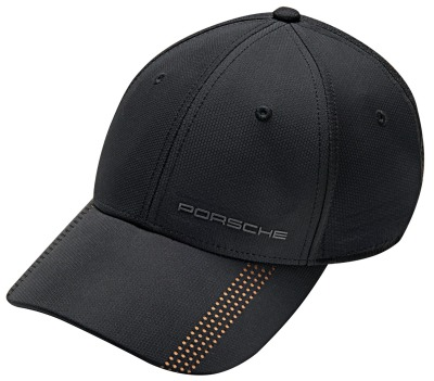 Бейсболка Porsche Baseball Cap 911, Black/Gold