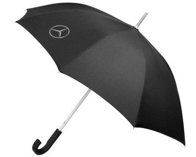 Зонт-трость Mercedes-Benz Stick Umbrella Black