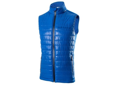 Мужской жилет Skoda Vest Mens Softshell RS, Race Blue
