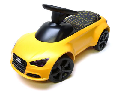 Детский автомобиль Audi Junior Quattro, Limited Edition, Vegas Yellow