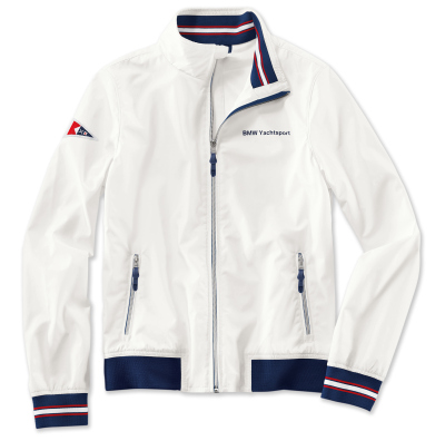 Мужская куртка BMW Yachtsport Jacket, Men, White