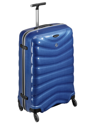 Чемодан Mercedes Firelite Spinner 69 Suitcase, South Sea Blue