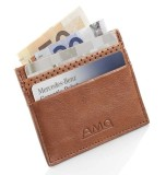 Кредитница Mercedes AMG Vintage Credit Card Wallet, артикул B66952530