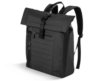 Рюкзак Skoda RS Backpack, Black Magic