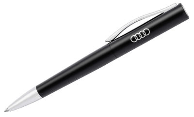 Шариковая ручка Audi Rings Ballpoint Pen, Black