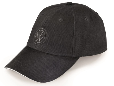 Бейсболка Volkswagen Baseball Cap With Logo Black