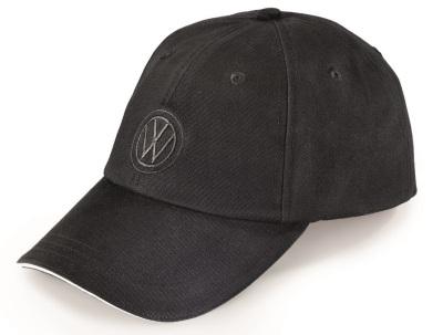 Бейсболка Volkswagen Baseball Cap With Logo Black 2c1b5aee488b