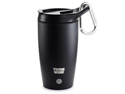 Термокружка Volkswagen Tough Work Thermo Mug, Black