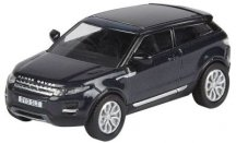 Модель автомобиля Range Rover Evoque 3 Door Coupe, Scale 1:76, Dark Blue