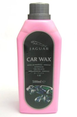 Полироль для кузова Jaguar Car Wax, 500ml