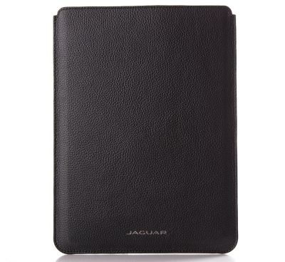 Кожаный чехол Jaguar iPad Slip Case, Black