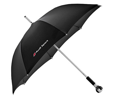 Зонт-трость Audi Sport Stick Umbrella, Gear Shift Knob Handle, Black