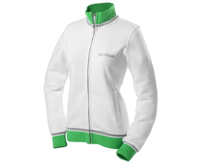 Женская толстовка Skoda Women's White Sweatshirt, Event Collection