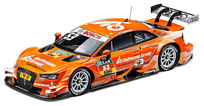 Модель автомобиля Audi RS5 DTM, Season 2016, Driver Green, Scale 1:43