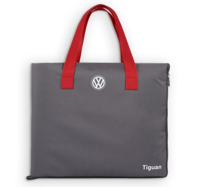 Сумка-плед Volkswagen Tiguan Bag-plaid, Grey/Red