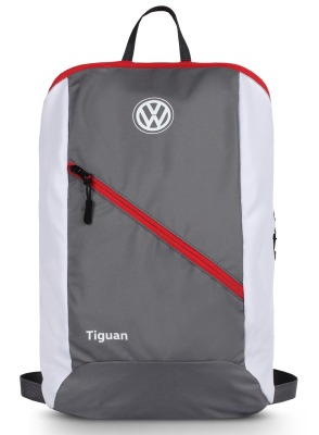 Рюкзак Volkswagen Tiguan Backpack, Model 3, Grey/White
