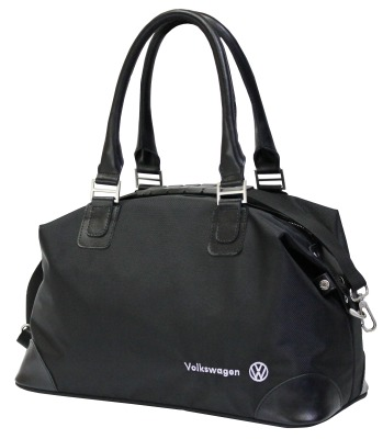Дорожная сумка Volkswagen Travel Bag, Mid Size, Black