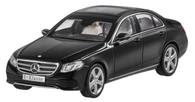 Модель Mercedes-Benz E-Class Saloon (W213), Avantgarde, Scale 1:43, Obsidian Black