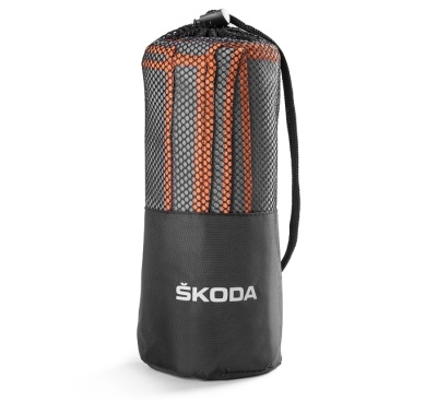 Полотенце Skoda Towel Functional, Grey