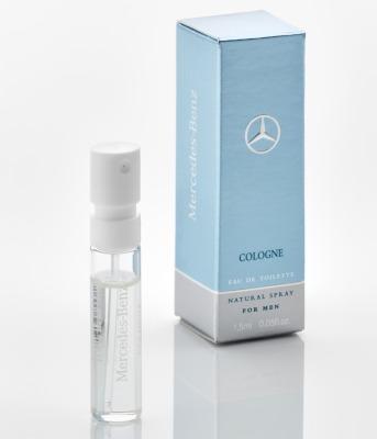 Пробник, мужская туалетная вода Mercedes-Benz Cologne Perfume Men, Sample
