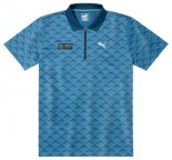 Мужская рубашка-поло Mercedes AMG Petronas Motorsport, Men's Polo Shirt, Blue