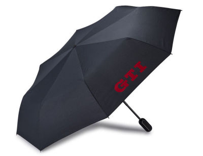 Складной зонт Volkswagen GTI Umbrella Black 2017