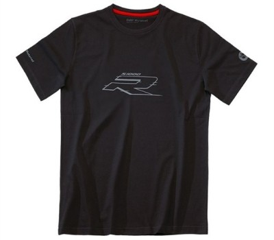 Мужская футболка BMW Motorrad T-shirt Men, S 1000 R, Black