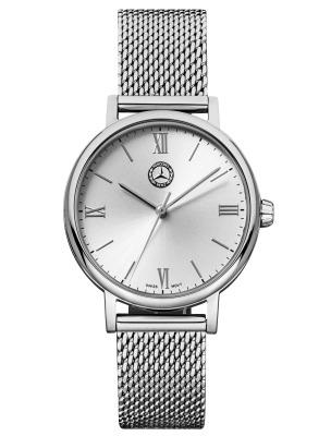 Женские наручные часы Mercedes-Benz Women's Watch, Classic Lady Silver