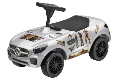 Детский автомобиль Mercedes Ride-on toy car, Bobby-AMG GT, Tribute to Bambi