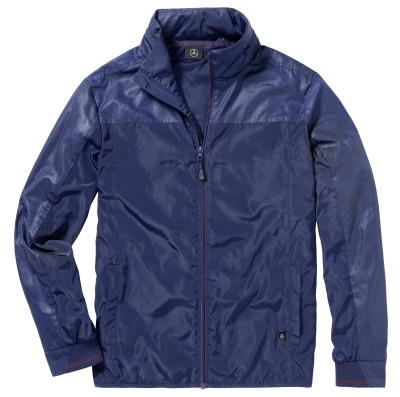 Мужская куртка Mercedes Men's Wind Jacket, Navy