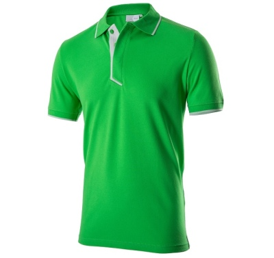 Мужская рубашка-поло Skoda Polo Shirt, Men's, Essential Collection, Green