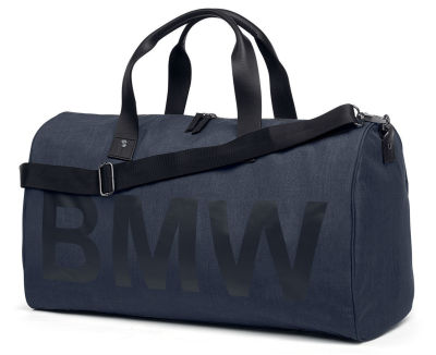 Спортивная сумка BMW Modern Duffle Bag, Dark Blue / Black