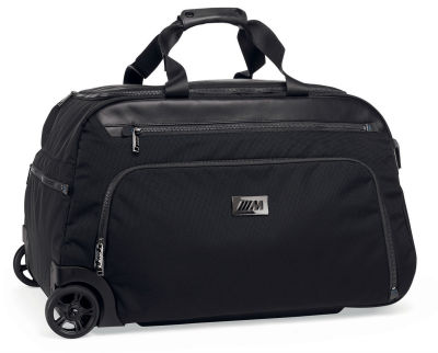 Дорожная сумка на колесиках BMW M 48-Hour Bag, Black