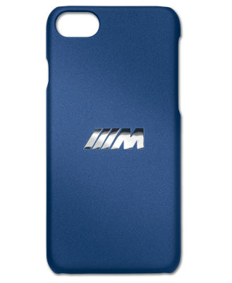 Чехол BMW M для iPhone 7/8, Marina Bay Blue
