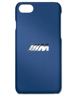 Чехол BMW M для iPhone 7/8 Plus, Marina Bay Blue