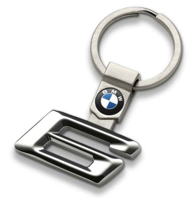 Брелок BMW 6 Series Key Ring, Silver