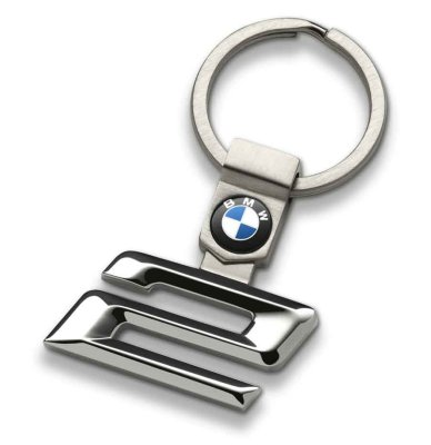 Брелок BMW 2 Series Key Ring, Silver