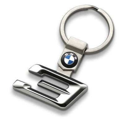 Брелок BMW 3 Series Key Ring, Silver